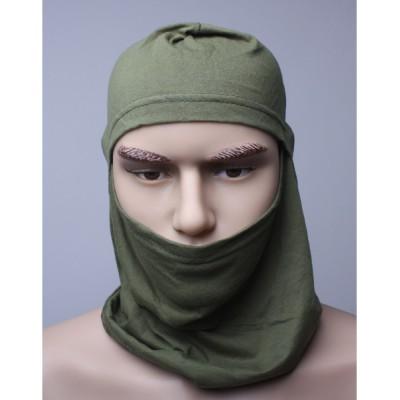 """Шлем-маска """"Балаклава"""" (оливковая)"""