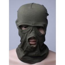 Шлем-маска, оливковая