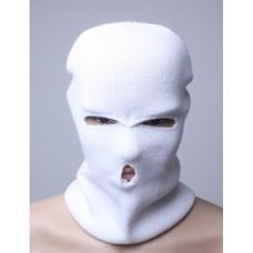 Шлем-маска, белая
