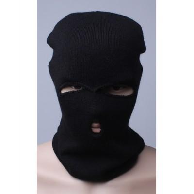 Шлем-маска черная