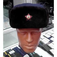 Шапка-финка личного состава РКМ (милиция) обр. 1940