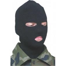 """Шлем-маска """"Очки"""", чёрная"""