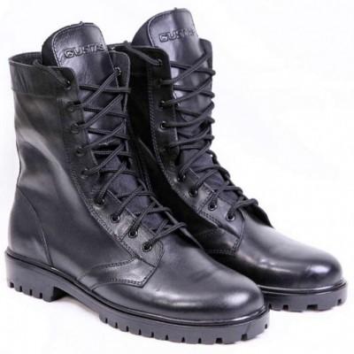 Ботинки с высоким берцем М-2077 зимние (Gustas)
