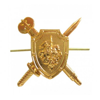 Эмблема Военная полиция золото