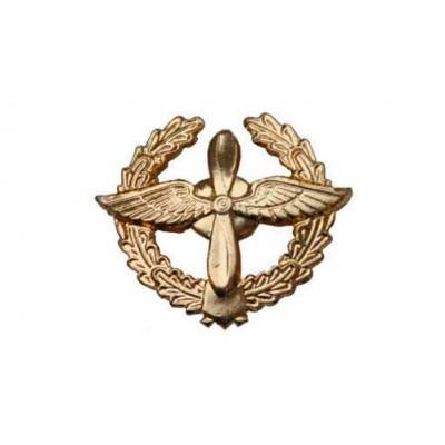Эмблема ВВС стар.обр. золото