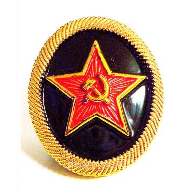 Кокарда Морская пехота СССР