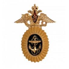Кокарда ВМФ РФ адмиральская