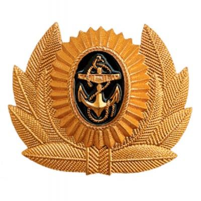 Кокарда ВМФ РФ мичман