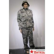 """Костюм """"Пума"""" куртка, брюки (тк. Грета 210) КМФ Степь"""