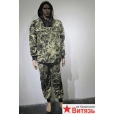 """Костюм противоэнцефалитный """"АНТИГНУС"""" куртка, брюки КМФ пиксель"""