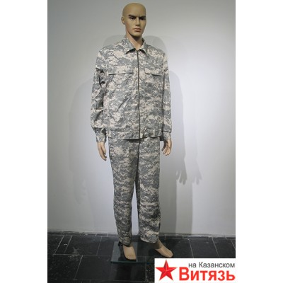 "Костюм ""Рысь"", куртка, брюки (тк. Рип-стоп 210) КМФ Пустыня"