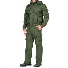 """Костюм """"Тигр"""", куртка, брюки (Рип-стоп) Олива"""