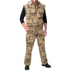 """Костюм """"Тигр"""", куртка, брюки (тк. Орион 210) КМФ Саванна"""
