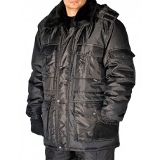 """Куртка мужская """"Охрана"""" зимняя удлиненная"""