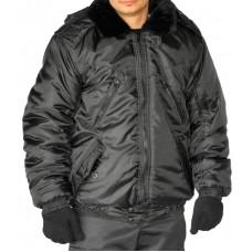 """Куртка мужская """"Охрана"""" зимняя укороченная"""