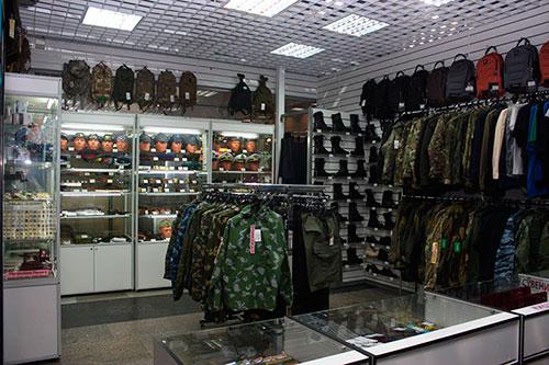 Военторг на Казанском